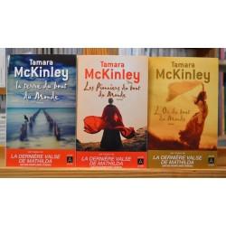 Oceana Trilogie Lot 3 Tomes McKinley Australie Archi Roman historique Poche occasion Lyon