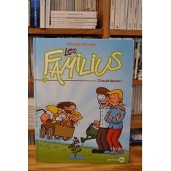 Les Familius bd occasion