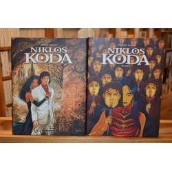 Niklos Koda Intégrale BD occasion