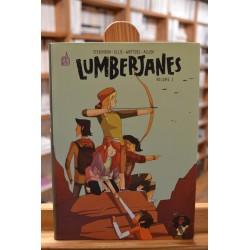 Les Lumberjanes Volume 1 BD occasion