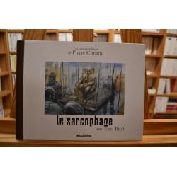BD occasion Les correspondances de Pierre Christin - Le sarcophage avec Enki Bilal