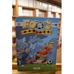 Les Foot Maniacs Tome 10 BD occasion