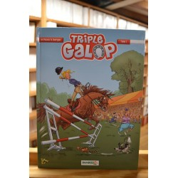 Triple Galop Tome 1 BD occasion