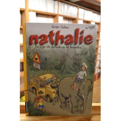 Nathalie Tome 17 - Le tour du monde en 80 bourdes BD occasion